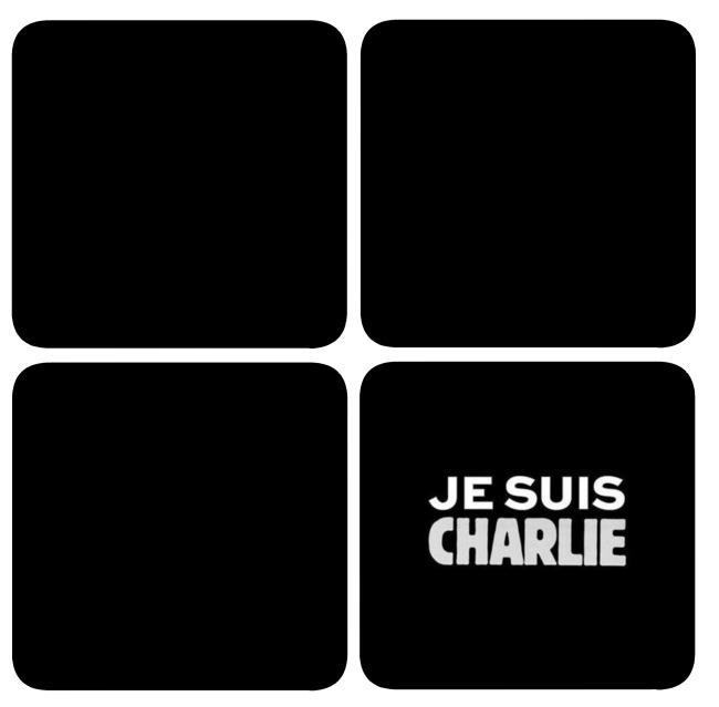 Je suis Charlie Fuck Islamisten